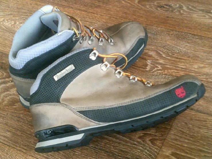 Timberland - кроссовки ботинки .