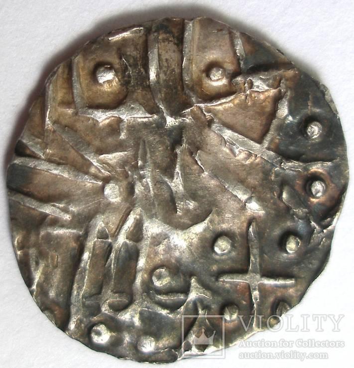 Монета-подражание, конец XIV столетия