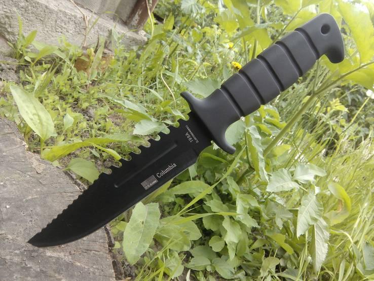 Нож для активного отдыха