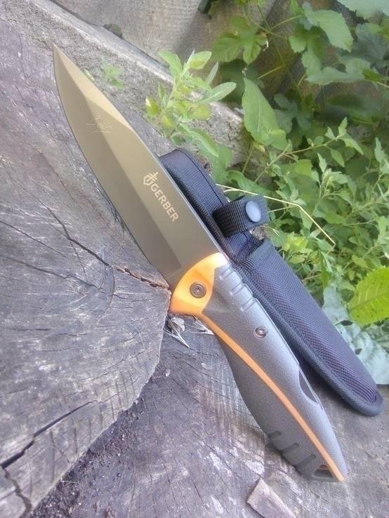Нож GERBER BG replika отличного качества