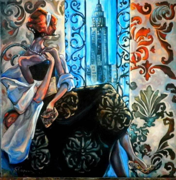 Гламурные дамы.автор Березина Карина