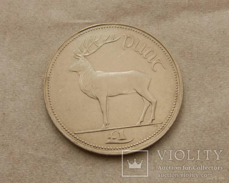 Ирландия 1 фунт 1996