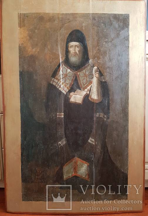 Святой  Митрофан