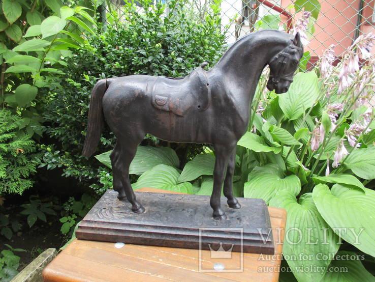 Лошадь. Касли  до 1917го года.