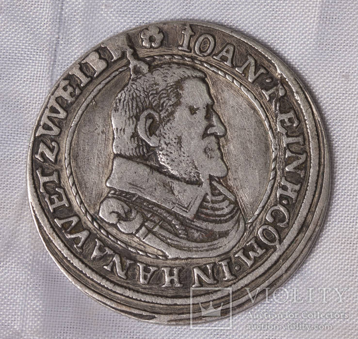 Teston 1608 год Hermany Richard I