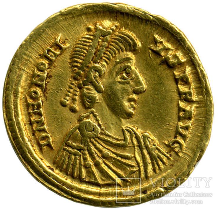 Солид Гонорий (395-423гг.)