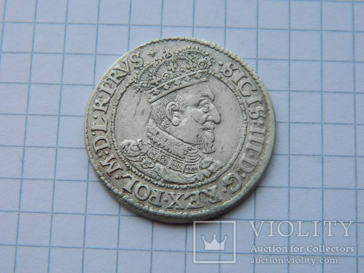 Орт Сигизмунда 1619