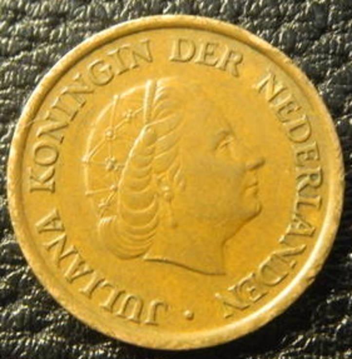 5 центів Нідерланди 1980, фото №3