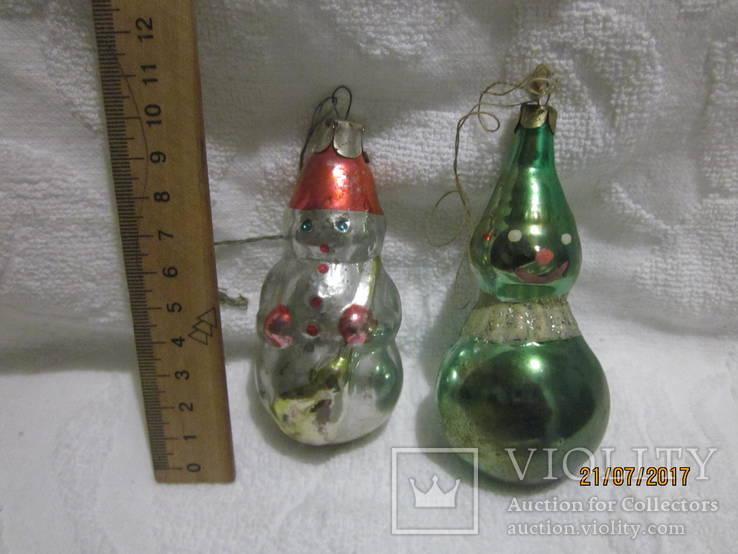 Снеговик и петрушка., фото №3