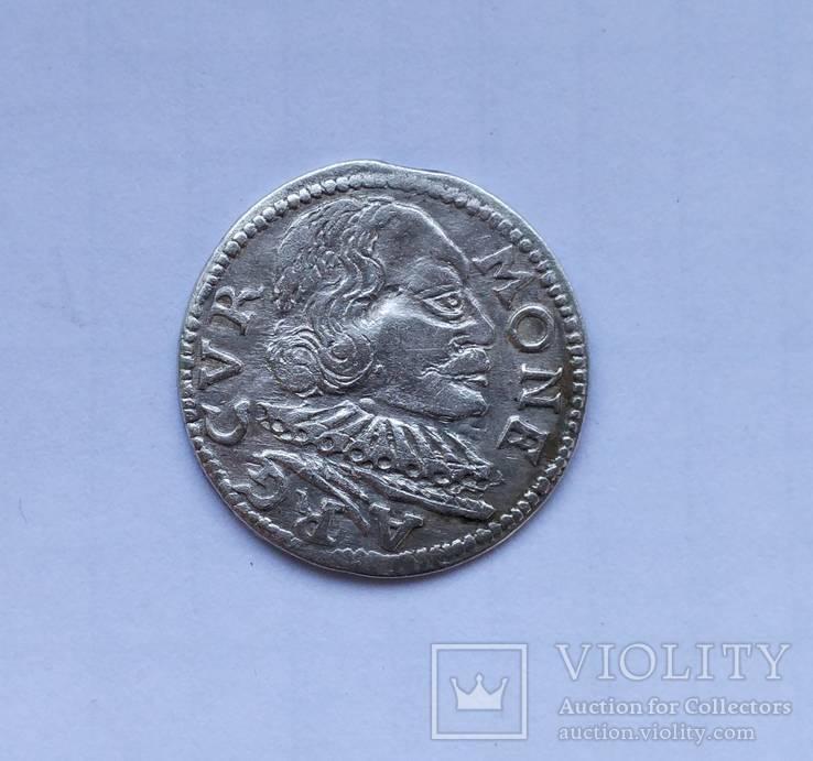 Трояк 1598