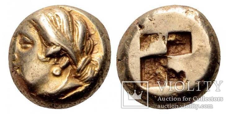Іонія, Фокея Гекта. (387-326 р. до н.е.)