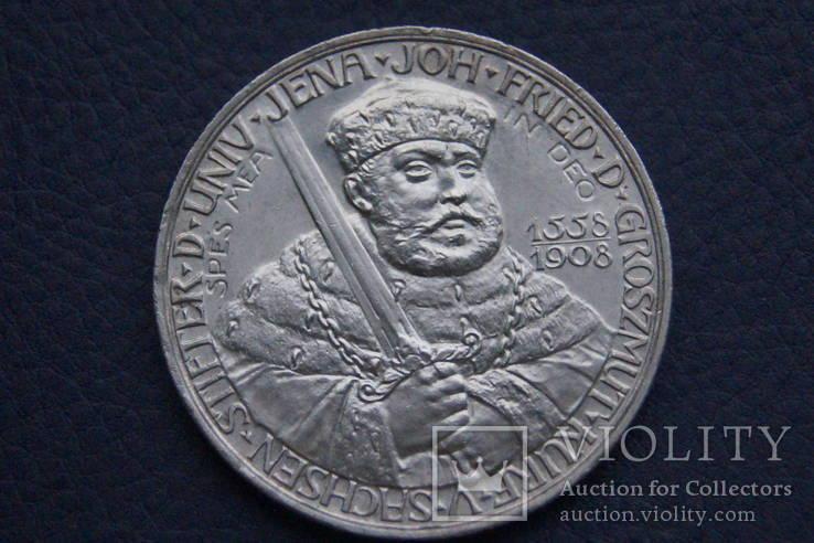 5 марок 1908 г. Саксен- Веймар- Айзенах.