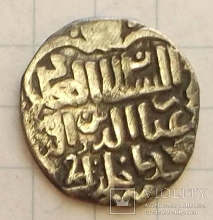 12. Мухаммад, чекан Орду, тип 777 г.х.