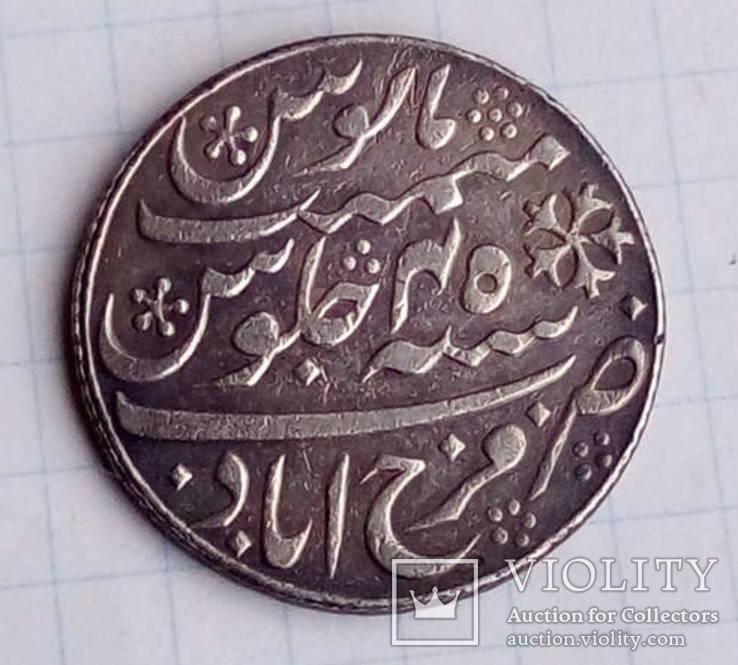 Бенгалия  1 рупия  1806-1819 г.г.