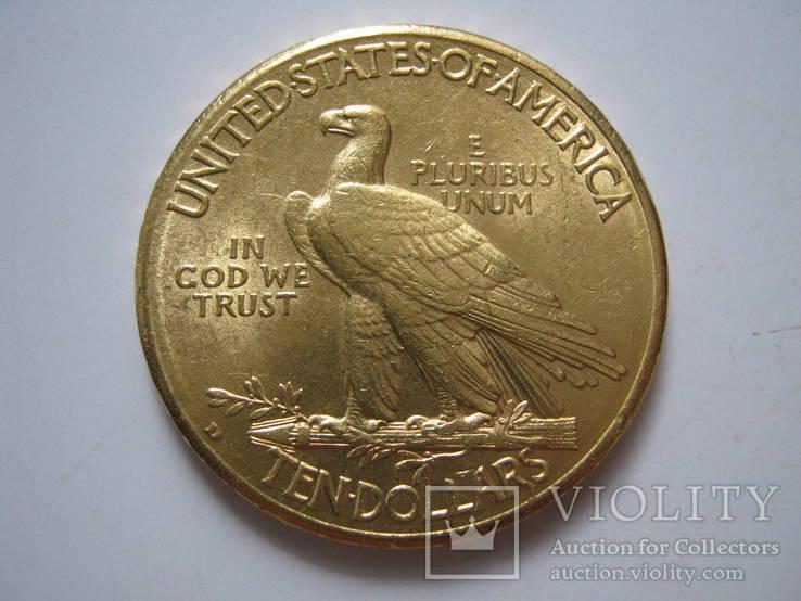 10 долларов 1910