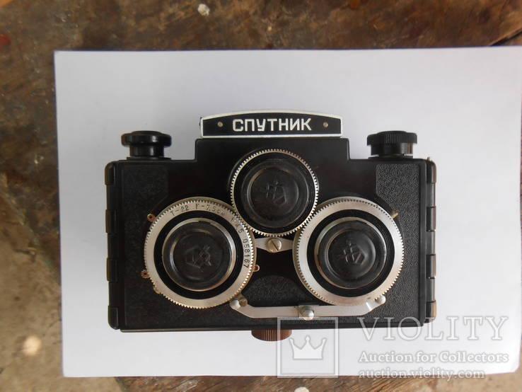Фотоаппарат Спутник без резерва