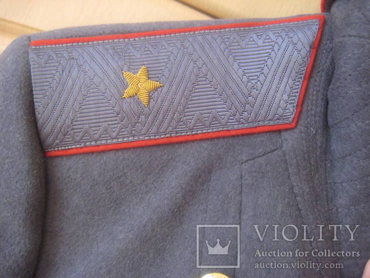 Шинель генерал СССР из 1970-х (отличное состояние), фото №8