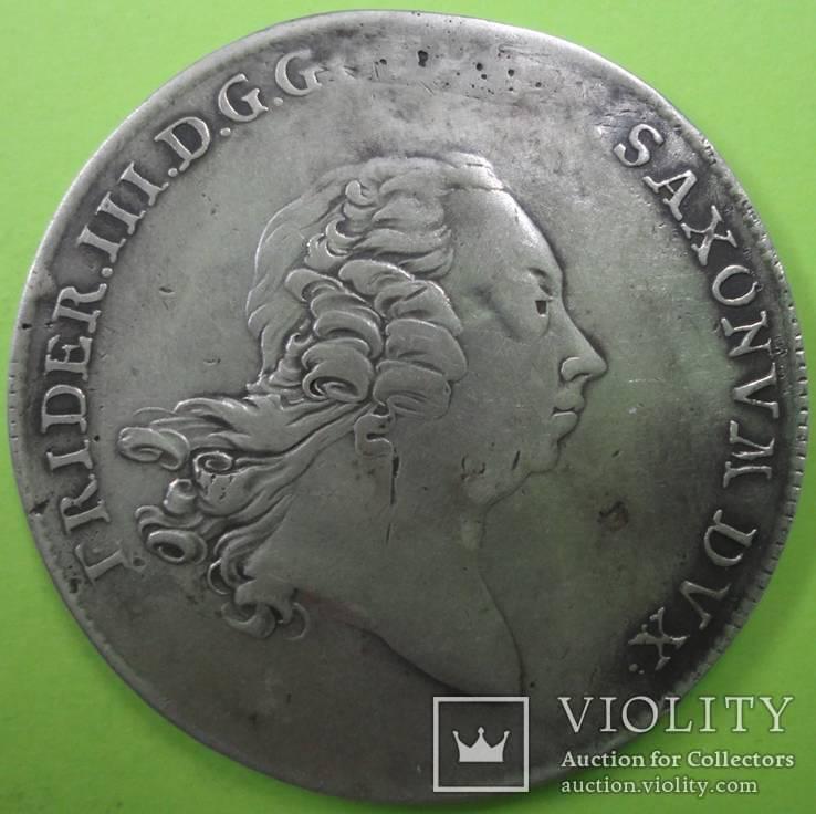 Талер 1764г. Sachsen - Gotha - Altenburg