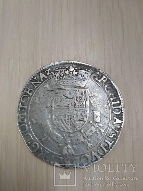 Талер патагон, вес 27,6
