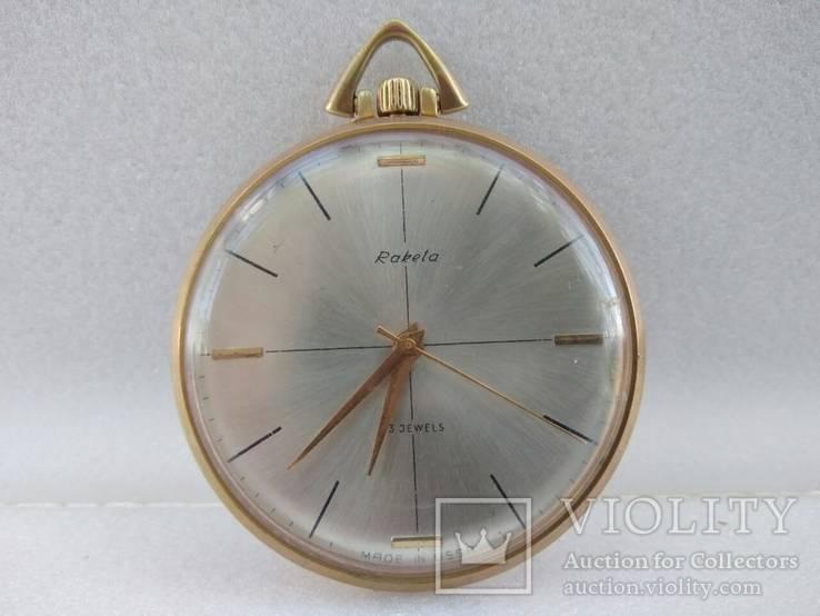 Часы карманные ''Ракета'' (Самсон, AU 20)