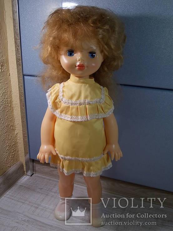 Кукла СССР 55см, №2