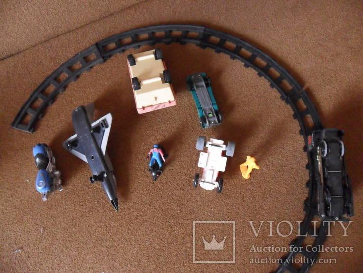 Игрушки , машинки одним лотом, фото №7