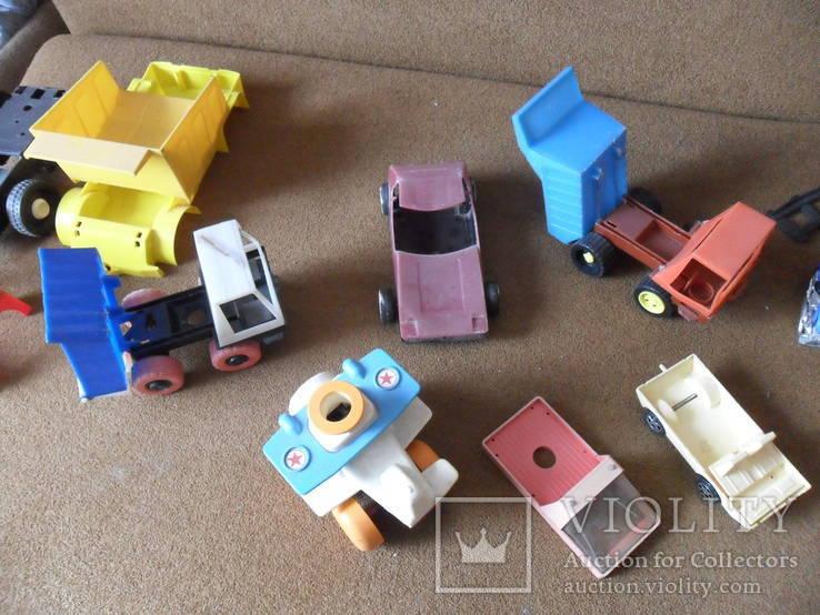 Игрушки , машинки одним лотом, фото №8