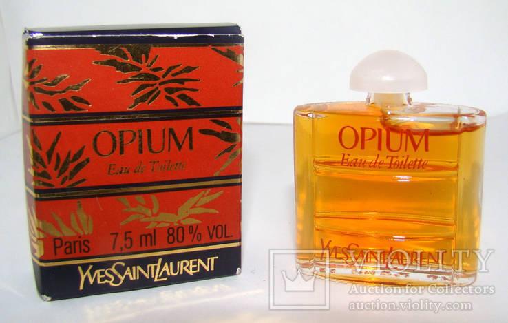 Миниатюра Opium Yves Saint Laurent 7. 5 мл. №2