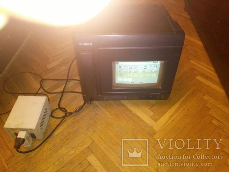 Cаnon (пк.факс.и.т.д) 1990год.