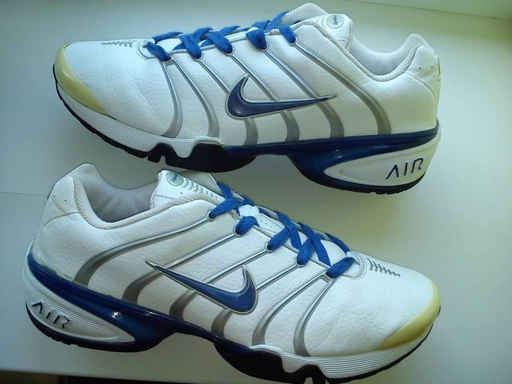 Кросовки Кожание Nike Air (Розмір-48.5)