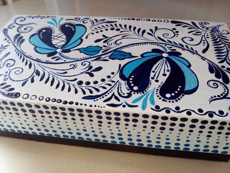 Сувенирная коробочка hand made
