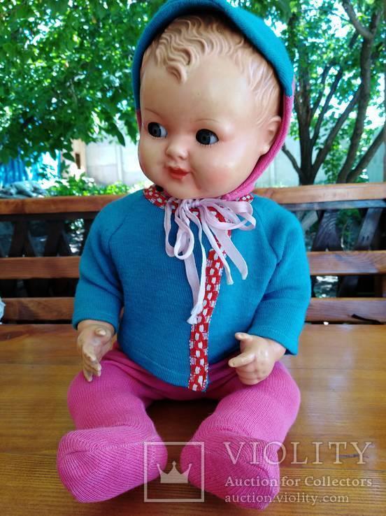 Пупс, младенец СССР 60-х годов