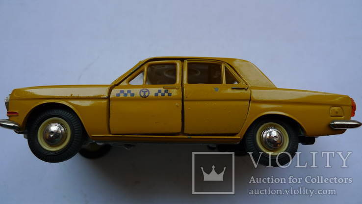 ГАЗ 24 А14 (такси)