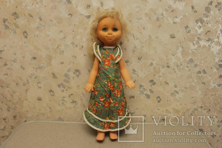 Кукла СССР с говорилкой 43 см