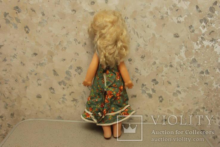 Кукла СССР с говорилкой 43 см, фото №4