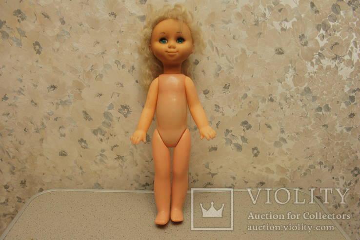 Кукла СССР с говорилкой 43 см, фото №5