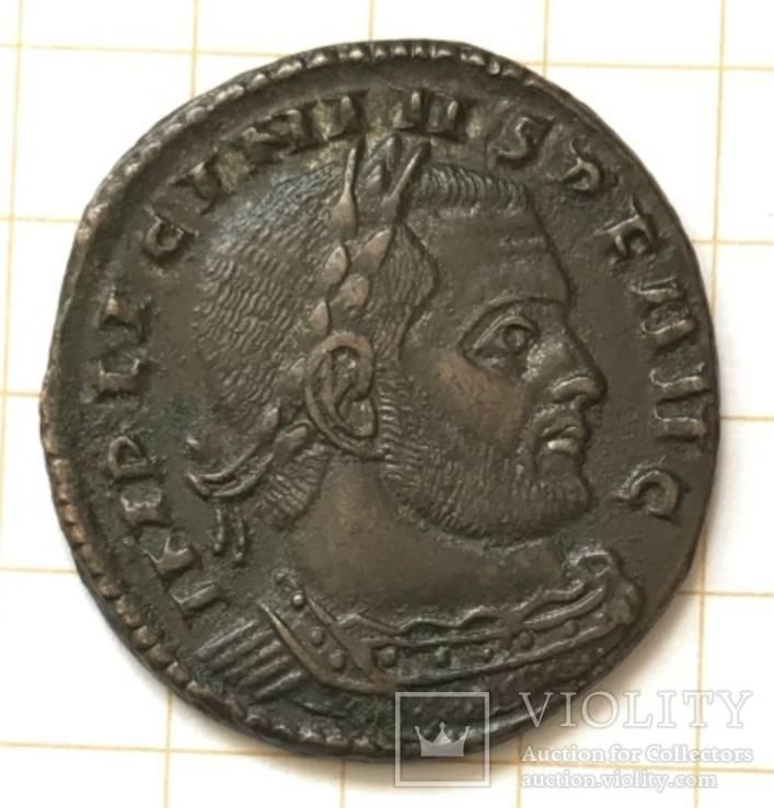 Лициний 313г. фоллис.