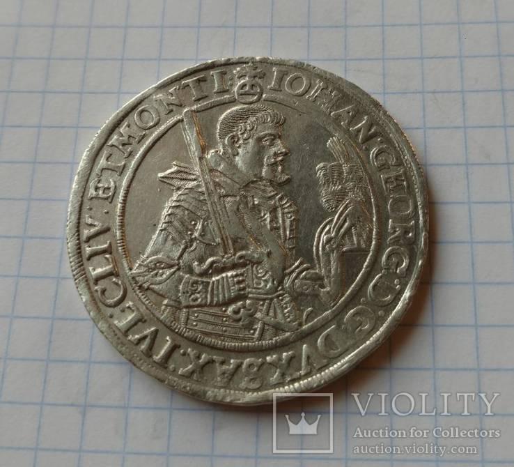 Талер 1626г. Иоан Георг