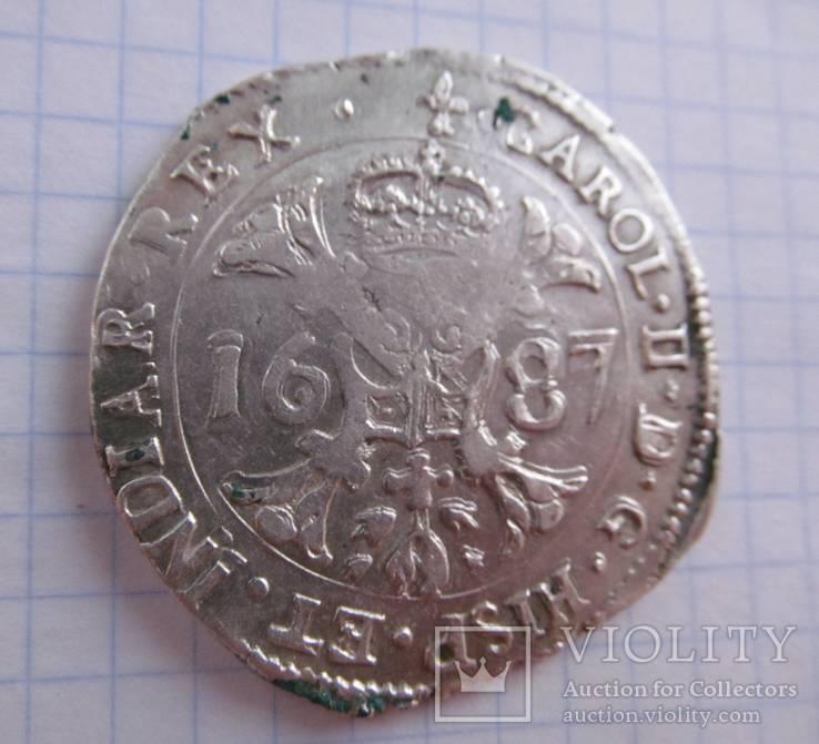 Талер Патагон 1687 р.