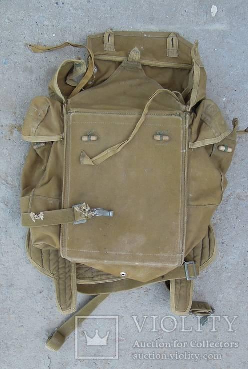 Десантный рюкзак РД 54, советский