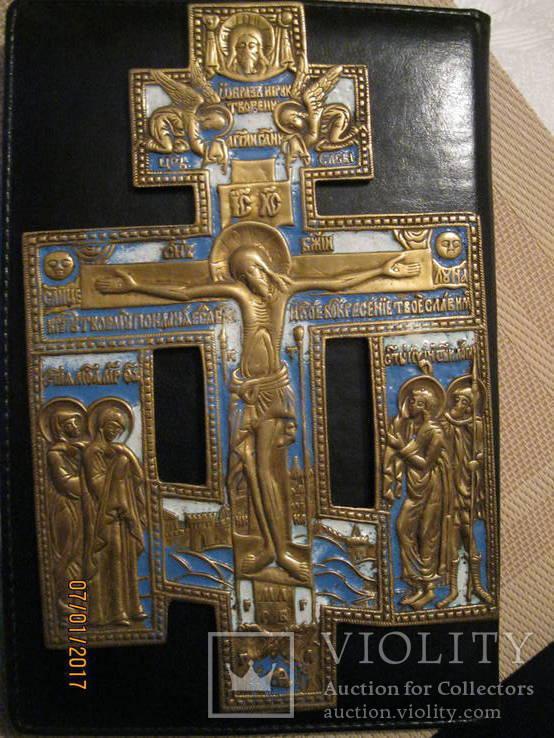 Крест престольный
