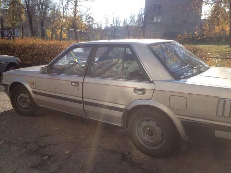 Nissan Bluebird (Оцинкованный кузов) Повторно, не выкуп