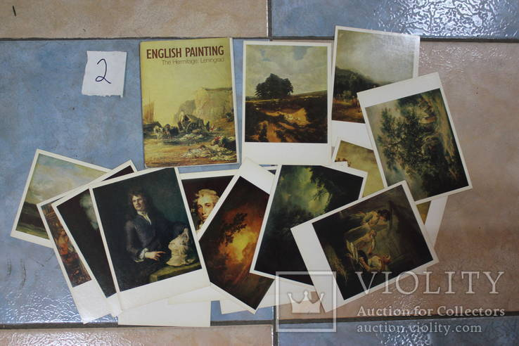 Открытки СССР 6 наборов №2, фото №10