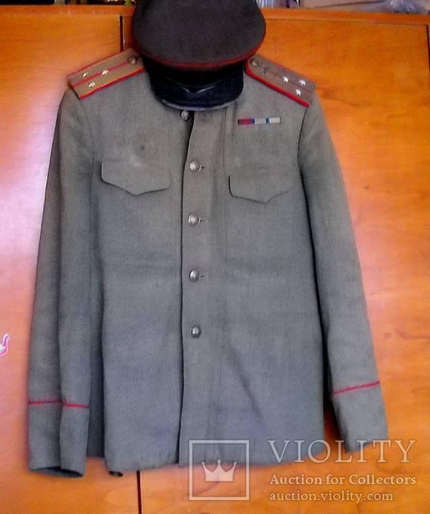 Форма капитана 1945 г