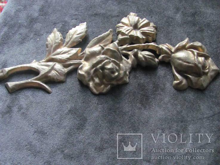 Бронзовый цветок.., фото №3