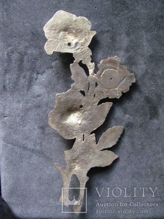 Бронзовый цветок.., фото №4