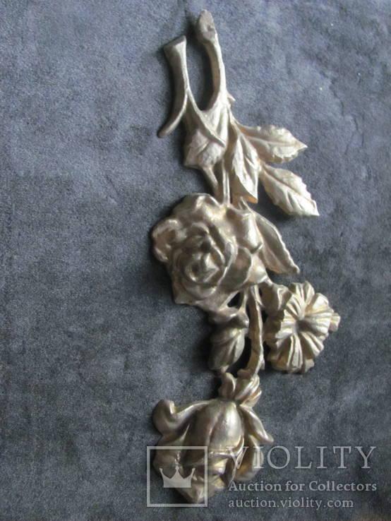 Бронзовый цветок.., фото №5