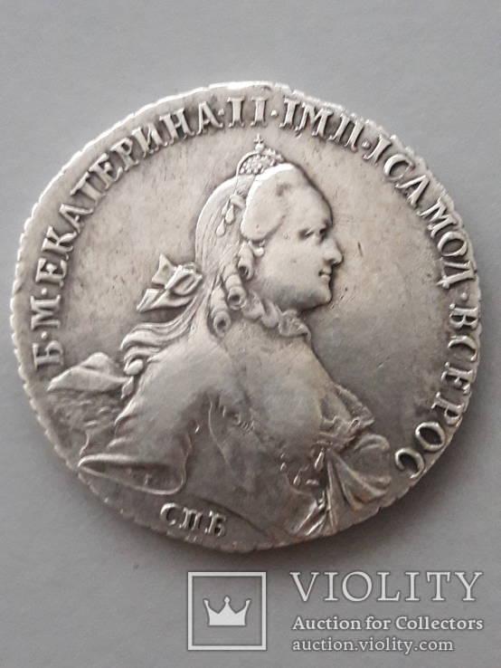 Рубль 1764 г.