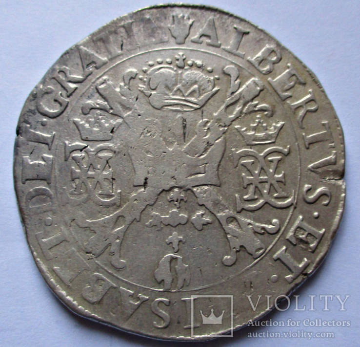 Талер Патагон 1619 года