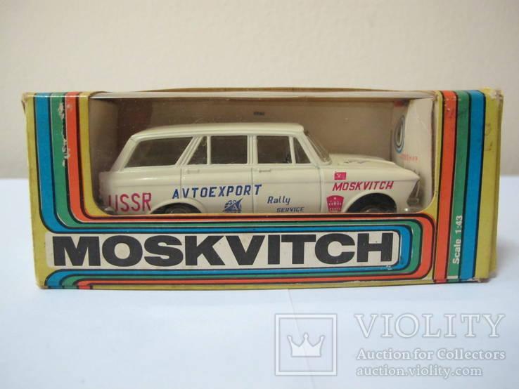 Москвич-427 Автоэкспорт А 4